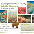 Bucks Art Society Spring Exhibition 2018