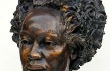 Ceramic Head of Sonja