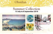 Obsidian Art Summer Exhibition