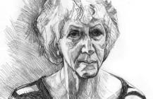 Portrait of Elaine Kidd