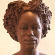Clay Head of Sonja – Finished at last!