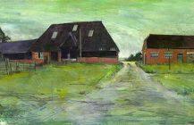 Abandoned Farm, Newbury