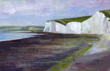 Seven Sisters from Birling Gap 2