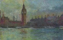 Evening at Westminster