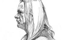 Pencil Portrait of Simon