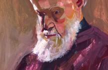 Portrait of Tim Moreton